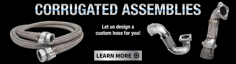 Custom Corrugated Assemblies