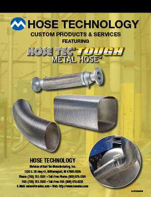Metal Hose Brochure Hose Tec Tough