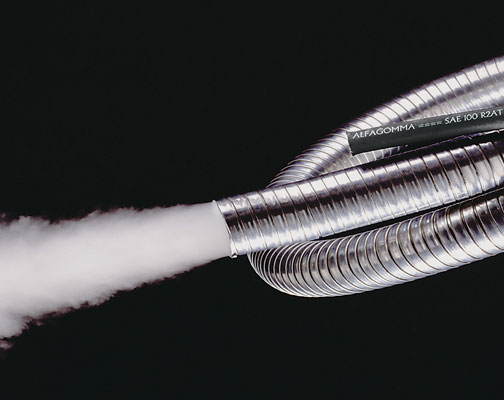 Ducting hose